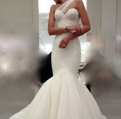 Actually pretty much exactly what I'm looking for... Bridal dress by Mark Zunino