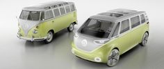 La casa tedesca svela a Detroit la concept car di una versatile monovolume a 8 posti