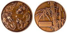 Triple Dragon (Copper)