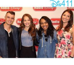 Kelli Berglund & China Anne Try To Build A Better DJ at Radio Disney