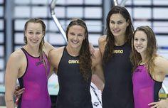 Sport: Aranyérmes lett a magyar női gyorsváltó a londoni vizes Eb-n - HVG.hu