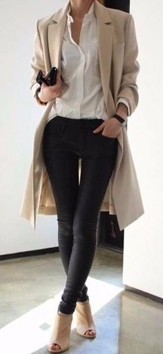 Super chic and neutral