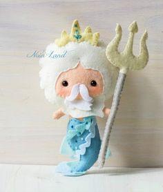 Noia Land: Bajo el mar: Poseidón y otros animales.
