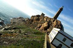 Vilán Lighthouse at Galicia by Marcos Sanchez, via 500px