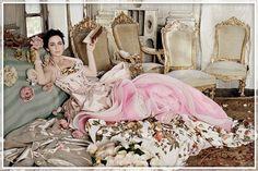 Emily Blunt as Marie Antoinette