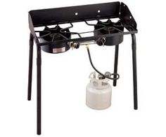 Camp Chef EX280LW Outdoorsman - High Pressure 2 Burner Stove for  superminimal kitchen