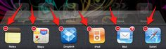 How to close open Apps on your iPad, iPhone or iPod Touch - Simple Help