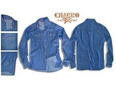 Camicia Jeans EL CHARRO