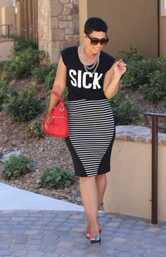 DIY Mimi G Skirt And Tee - Mimi G Style