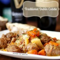 Dublin Coddle Crock Pot Version – St. Patrick's Day