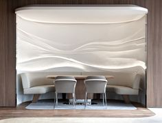 New Roofgarden Lounge for the Bayerischer Hof Hotel