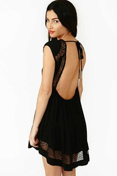 Blesse'd are the Meek Epiphany Lace Dress
