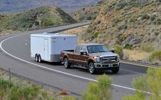 #AnthonyHorovitz -  How To Best Set Up Your #Rig To Tow And Get The Best #Mileage