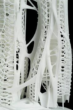 3d Printed Parametric architecture design for towers