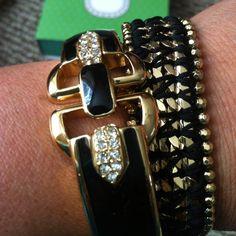 Stella and Dot Bangles!! Duchess Bangle and Nina bracelet.  Fall 2012 Shop www.stelladot.com/divina!!