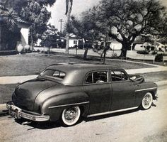 File:Leroy-french-1949-plymouth....San Francisco Shifters