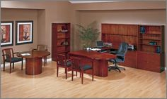 Kenwood Series   www.skutchi.com or 888-993-3757 #laminate #table #desk #office #furniture #wood