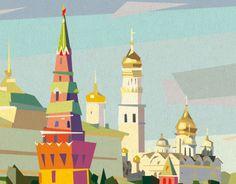 Moscow Illustration