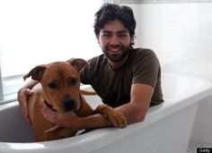 Adrian Grenier and h