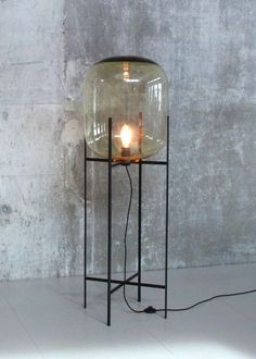 Oda, the 'reservoir of light' by Pulpo - The #lamp designed by Sebastian Herkner at M&O