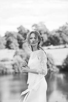 Delphine Collin - Creator of wedding dresses Paris: Collection S / S 2016 - Wedding dresses - Delphine Manivet