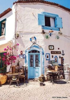 Can't wait to visit Izmir turkey in September The Places Youll Go, Places To See, Places To Travel, Alacati Turkey, Marmaris Turkey, Beautiful World, Beautiful Places, Turkey Destinations, Greece Destinations