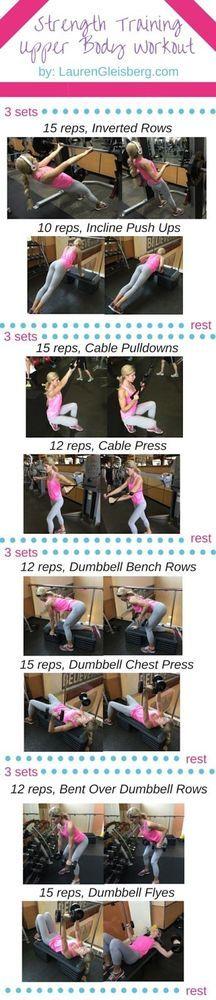 Total Body Workout Circuit -10/1 | Lauren Gleisberg | Bloglovin'