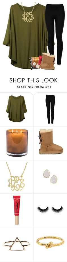 """been on poly for almost a year!!!"" by ellaswiftie13 on Polyvore featuring Wolford, Laura Mercier, UGG Australia, Kendra Scott and Kate Spade"