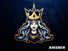 Tempest eSports by Khisnen Pauvaday Logo E Sports, Beast Games, Doodle Characters, Game Logo Design, Esports Logo, Anime Girl Neko, Cartoon Girl Drawing, Mascot Design, Logo Sticker