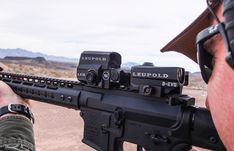 Leupold release the LCO and D-EVO just before SHOT. The combination is very different than anything else on the market as the two optics are setup in a side-by-side configuration with one off-set to the right side. I call that in the Gangsta-style layout.  In the front is the LCO (Leupold Carbine Optic) non-magnified …   Read More …