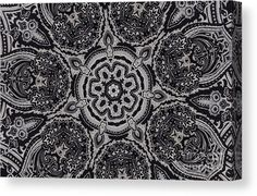 02152 Canvas Print featuring the digital art 02152 by Aileen Griffin