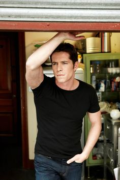Sean Maguire, Outlaw Queen, Ouat, Love Him, Robin, Beautiful People, Tank Man, Aries, Mens Tops