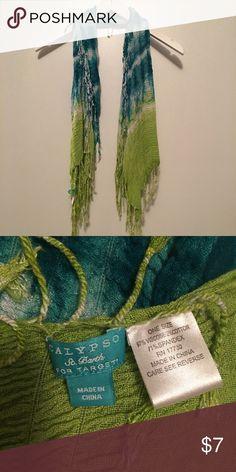 Calypso for Target tie dye scarf EUC Calypso St. Barth Accessories Scarves & Wraps