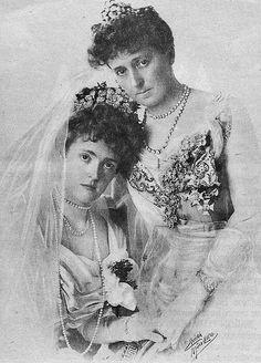 Wedding of Duchess Marie Gabrielle in Bavaria by truity1967, via Flickr