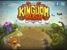 Play Kingdom Rush! Visit Gamestune.com!
