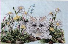 Counted Cross Stitch Kits, Amazon Art, Sewing Stores, Pegasus, Cross Stitching, Sewing Crafts, Floral Wreath, The Originals, Cats