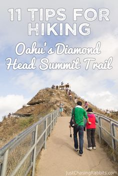 11 Tips for Hiking the Diamond Head Crater Summit Trail in Oahu, Hawaii | Just Chasing Rabbits