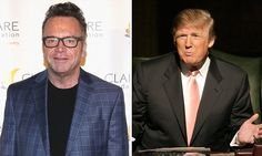 Comedian Tom Arnold claims he has a clip of Trump saying the n-word