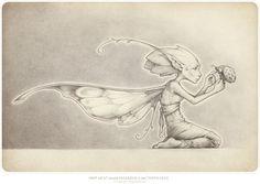 Meet Leahann'riada the forest faerie