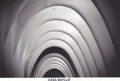 Casa Batllo, Barcelona, Spain Postcrossong postcard