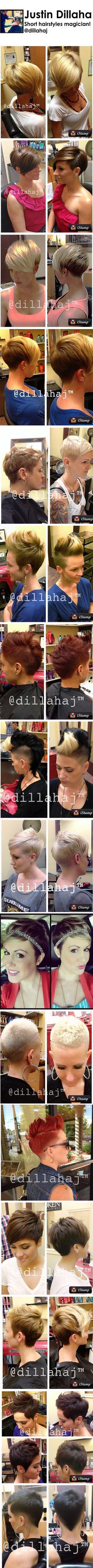 Justin Dillaha: ο μάγος των κοντών μαλλιών!