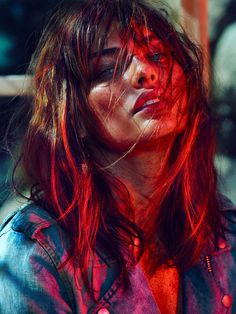 Alyssa Miller stars in GQ UK photographed by Stevie and Mada