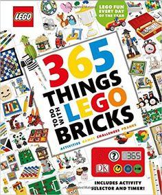 365 Things to Do with LEGO Bricks: Amazon.co.uk: DK: 9780241232378: Books