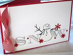 Stick Snowman holiday ideas