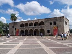 House of Christopher Columbus; Santo Domingo, Dominican Republic....honeymoon 1998.