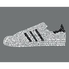 MY ADIDAS print Adidas Fashion, Illustration, Funny Stuff, Addiction, Cool Outfits, Adidas Sneakers, Fonts, Funny Quotes, Footwear