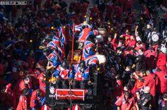 Ivrea Carnival - Piemonte #Italy #Travel #TravelBlog