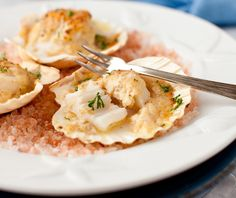 1000+ images about Scallops on Pinterest | Baked scallops ...