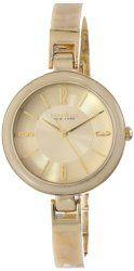Caravelle New York Women's 44L138 Bangle Watch
