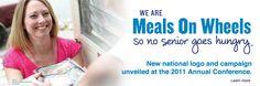Meals on Wheels--such a wonderful organization!
